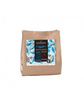 Chocolat Caraïbe 66% fèves...