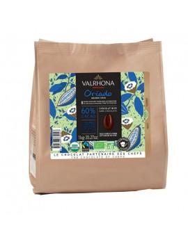 Chocolat Oriado BIO 60%...