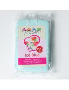 Pâte d'amande Ice blue 250g