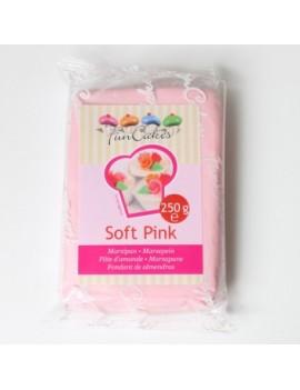 Pâte d'amande Soft Pink 250g