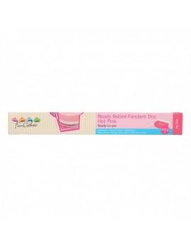 Pâte à sucre Hot Pink prête...