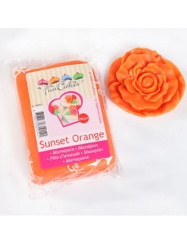 Pâte d'amande Orange 250g