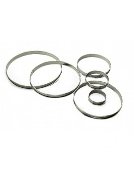 Cercle à tarte 16 cm
