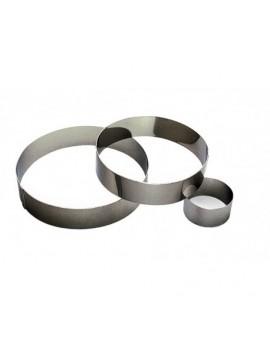 Cercle à mousse 22 cm