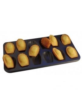 Plaque 12 madeleines