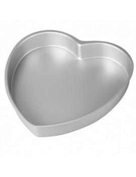 Moule aluminium carré 20 cm