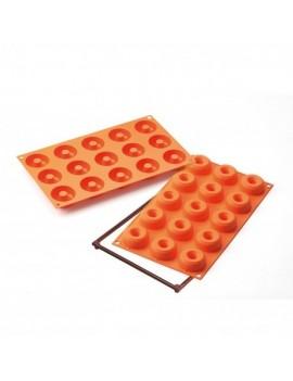 Moule aluminium carré 22.5 cm