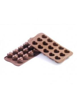 Moule a chocolat mon amour