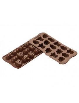 Moule a chocolat choco winter