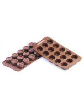 Moule a chocolat vertigo