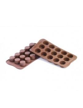 Moule a chocolat pralines