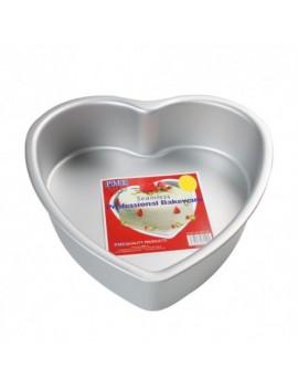 Moule à gâteau fourrage coeur wilton