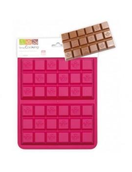 Moule 2 tablettes de chocolat
