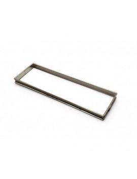 Flan rectangulaire 55 cm