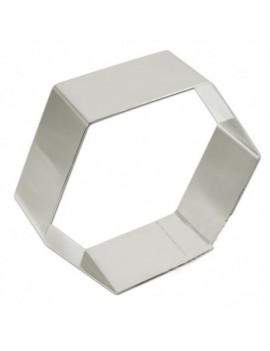 Hexagone à mousse 6 cm