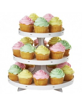 Stand a cupcakes 3 niveaux...