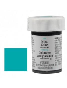Colorant gel Turquoise Wilton