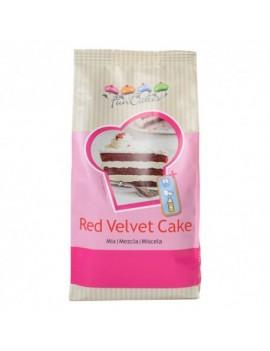 Préparation pour gâteau red...