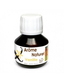 Arôme naturel vanille