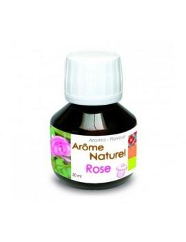 Arôme naturel rose