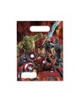 Sachets Avengers