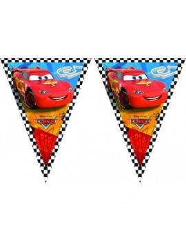 Guirlande fanions Cars