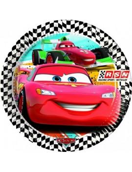 Assiettes Cars grand format