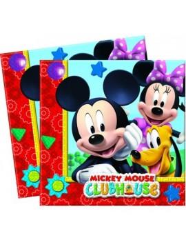 Serviettes Mickey