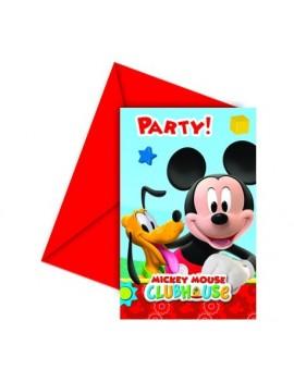 Invitations Mickey