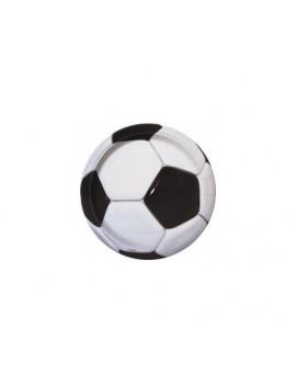Assiettes Football grand...