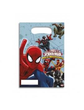 Sachets Spiderman
