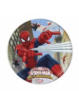 Assiettes Spiderman grand...