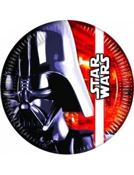 Assiettes Star Wars grand...