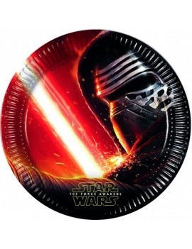 Assiettes Star Wars épisode...