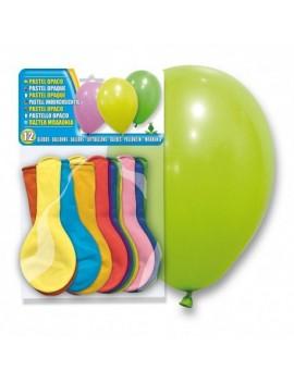 Ballons Latex Multicolores