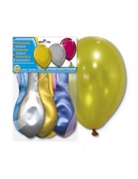 Ballons Latex Métallisés...